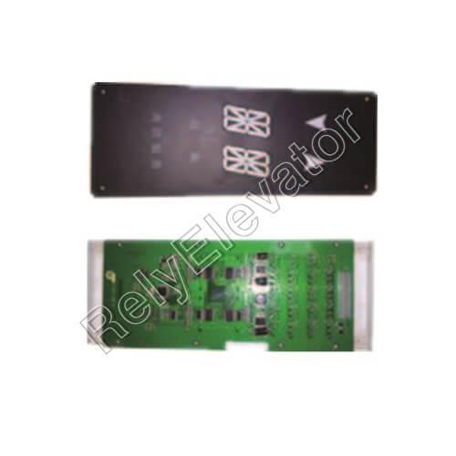 Otis DAA25140NPD202 Display Board