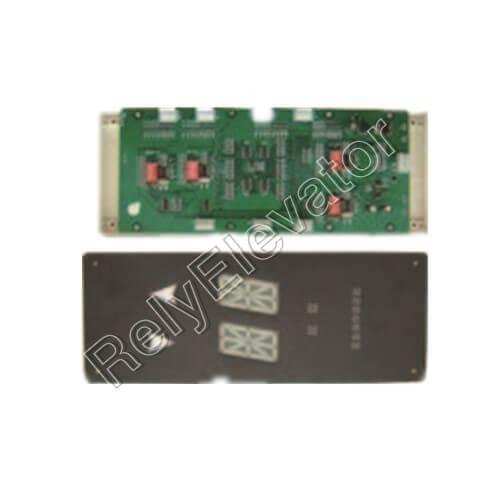 Otis DAA25250A204 Display Board