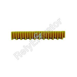 Otis Demarcation Strip 506NCE 18GO455G4