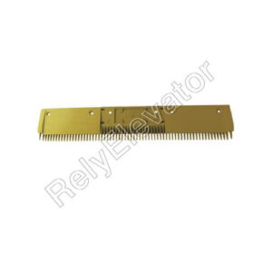 Otis Express Comb Plate Left TF5195003 Yellow