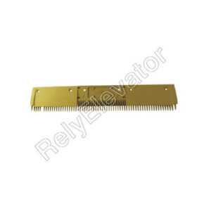 Otis Express Comb Plate Right TF5195004 Yellow