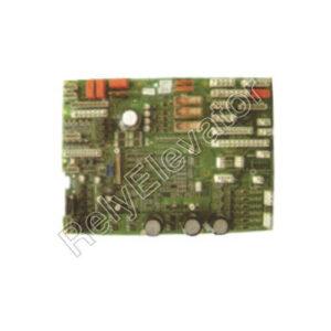 Otis GECB Main PC Board GBA26800LC2