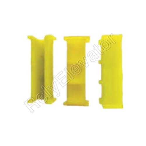 Otis Guide Shoe Insert 100 X 30 X 28 10mm