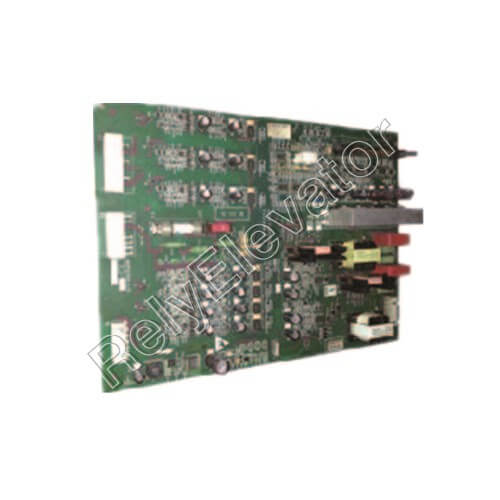 Otis Inverter Drive PC Board GBA26810A1