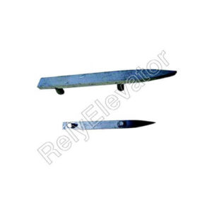 Schindler 9300 Comb Insert End Aluminum 898515