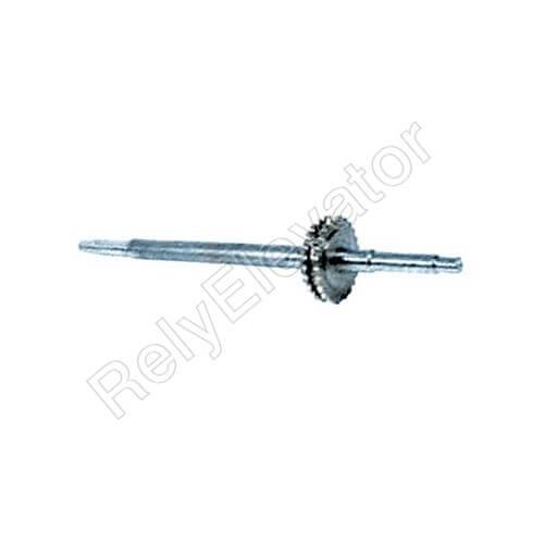 Schindler 9300 Handrail Drive Shaft w Sprocket 800mm 405622