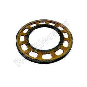 Schindler 9300 SWE Fraction Wheel Φ588x30mm 310676