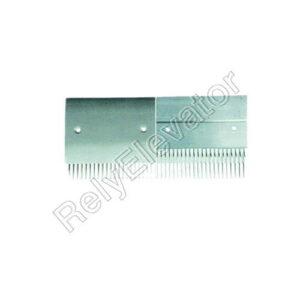 Schindler 9500 Comb Plate 205.4x181.36mm Left SLR266475