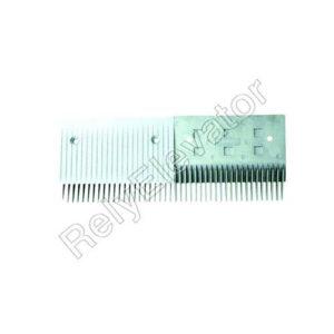 Schindler 9500 Comb Plate 205.5x154.3mm Left SFR247417