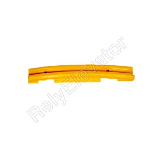 Schindler Demarcation Strip Riser Yellow Left SCS319903