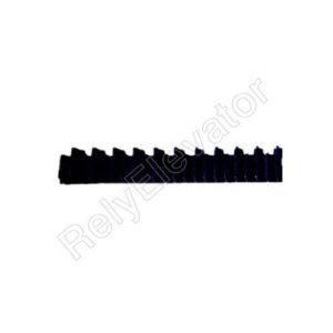 Schindler Demarcation Strip Trod Lath Black L47332137A