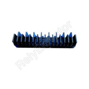 Schindler Demarcation Strip Trod Lath Black L57332117A