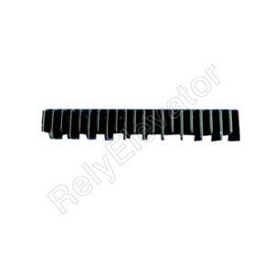 Schindler Demarcation Strip Trod Lath Black L57332118A