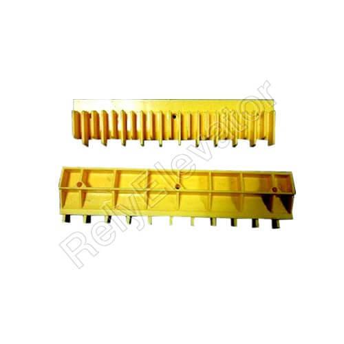 Schindler Demarcation Strip Trod Lath Yellow L57332116A