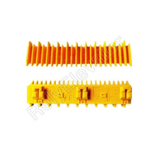 Schindler Demarcation Strip Yellow Center 50626400