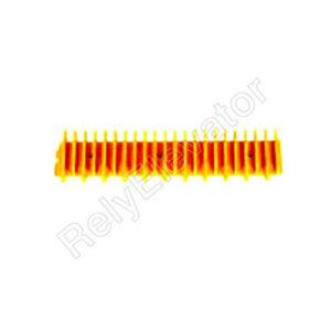 Schindler Demarcation Strip Yellow Center SCS319900
