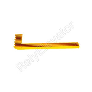 Schindler Demarcation Strip Yellow Left SCS319901