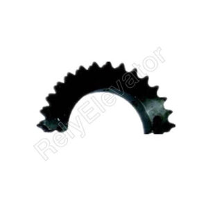 Schindler SWE Sprocket Split D-30T 360805