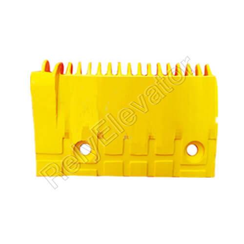Sigma Comb Plate148 X 90 X 90mm17TABSYellowLeft