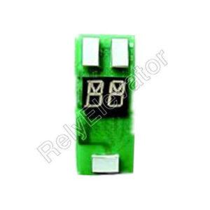 Sigma Display Board CPIPCB 1R02483