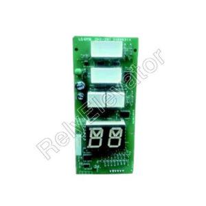 Sigma Display Board DHI-201