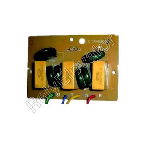 Sigma PC Board 3R49868B