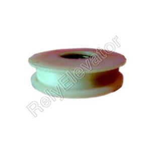 ThyssenKrupp Door Roller,Φ70 X 17 X 6200,S-Groove