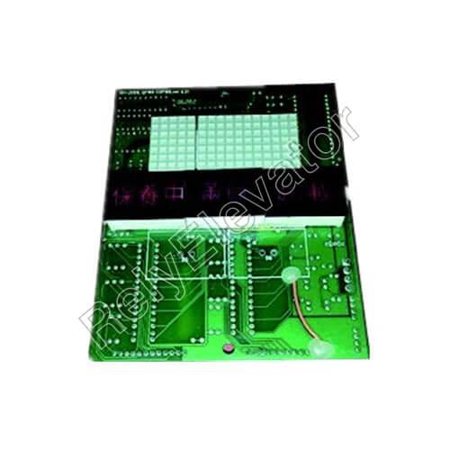 Toshiba Display Board COP168