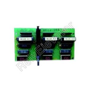 Toshiba PC Board HLUS- EUB13-3NGF0004