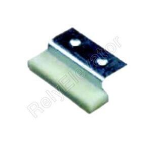 Fujitec Door Slider Plastic 68 X 43 X 12