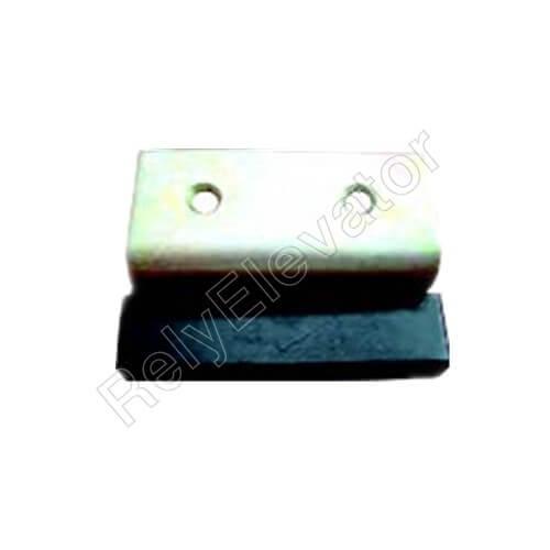 Fujitec Door Slider Rubber 68 X 43 X 12