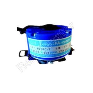 Fujitec Encoder TS5246N585 OIH48-8192C T-L3-5V