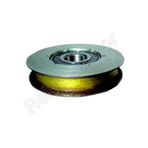 Hitachi Door Roller,Φ65 X 13 X 6202(S-Slot)
