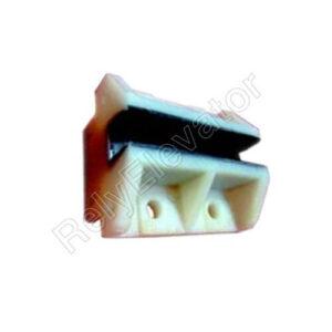 Hitachi Guide Shoe Insert,116 X 40 X 37 X 10 16