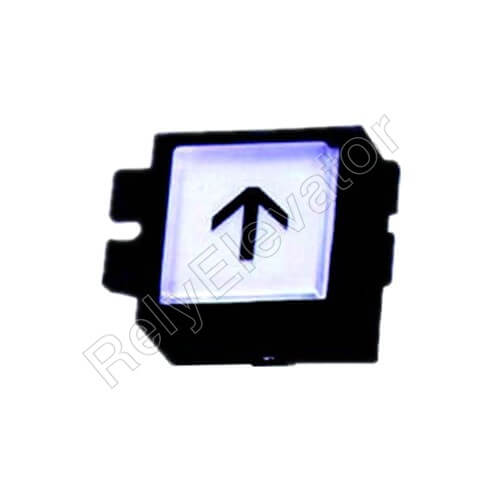 Hitachi Push Button AL-POS,Installation Hole Size 36x36