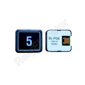 Hitachi Push Button DL-POB