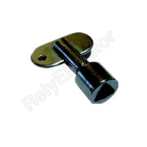 Hitachi Triangle Lock Key