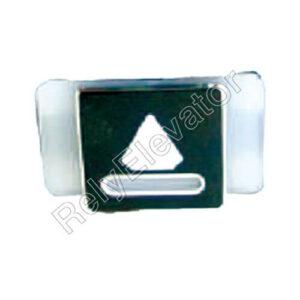 Kone Button Plate