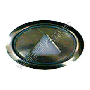 Kone Push Button Round KDS50