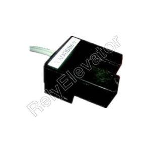 Mitsubishi YA043D166-04 Photoelectric Switch