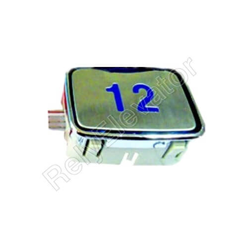 Sigma Push Button AK-25 Size 40 X 30 X 17