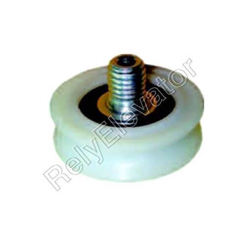 Fermator Concentric Upper Roller PFR-01 Cabin-Landing 40 10 Φ48mm