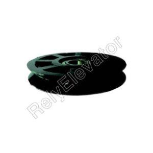 Hyundai Door Roller,Φ70 X 10 X 6001
