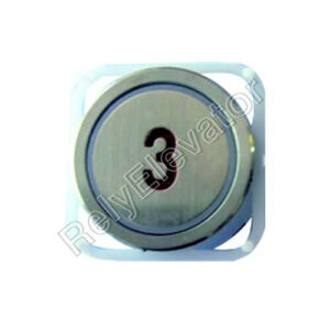 Hyundai Push Button AK-4B Size 33