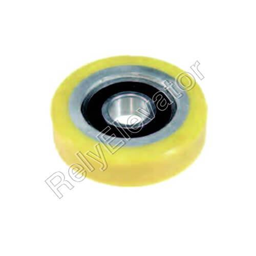 Kone Chain Roller Φ75 X 19mm ID20 6204