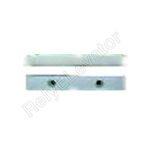 Kone DEE2127689 Slide Strip PE-SCHWARZ-1739412