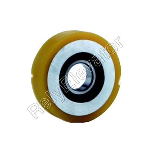 Kone DEE4008753 HD Step Chain Roller Φ100x25mm 6206-2RS