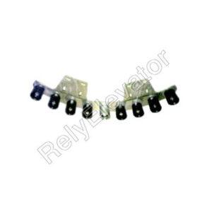 Kone Handrail Roller Bow Assy DEE2239361