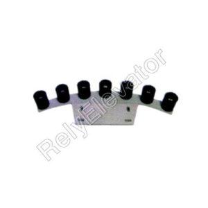 Kone Handrail Roller DEE2239363 Bow Assy 7 Rollers