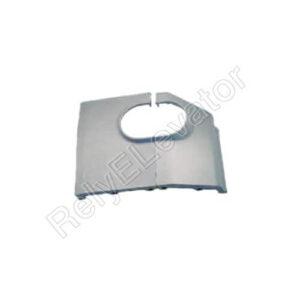 Kone KM5072733H01 Handrail Frontplate Inner Outer 10mm Glass
